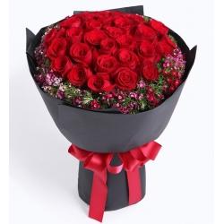 33 roses