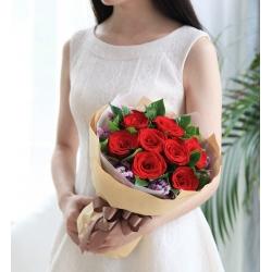 11枝玫瑰