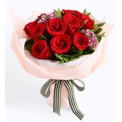 9 roses