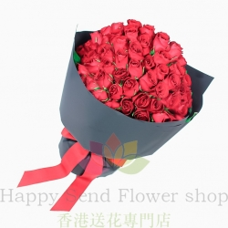 HappySend Flower shop | 香港送花專門店,Red,Flower,Rose,Pink,Bouquet