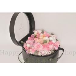 時尚送花花盒