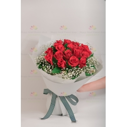I love you forever (19 roses)