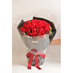 三生三世(33枝紅玫瑰)