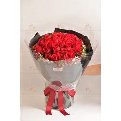 Sansheng III (33 red roses)