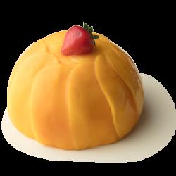 流心芒果蛋糕 (1磅)