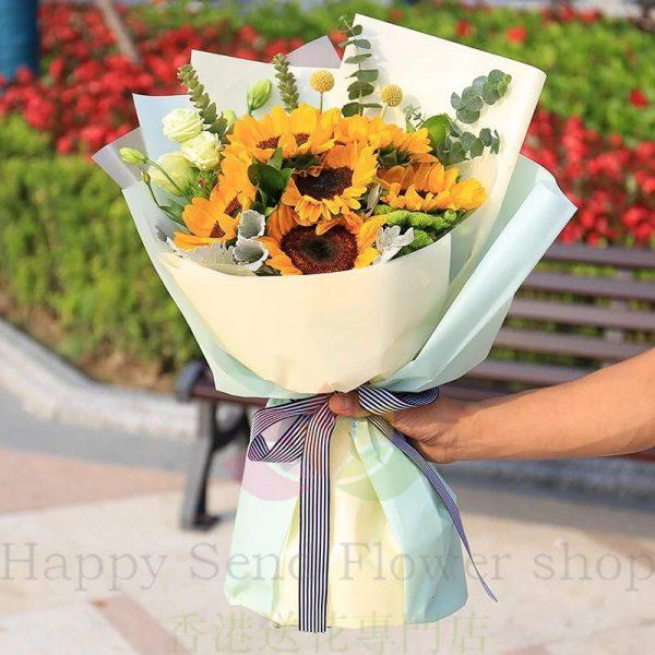畢業花束推薦-向日葵 Sunflower