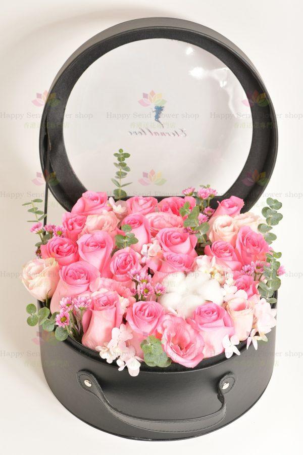 驚喜的完美禮物(送花花盒)