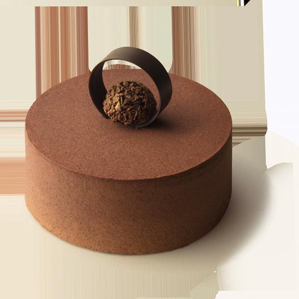 五重朱古力蛋糕 (2磅)